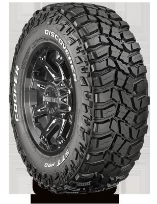 Discoverer STT PRO Tires